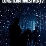 The best long-term investment is the stock market.