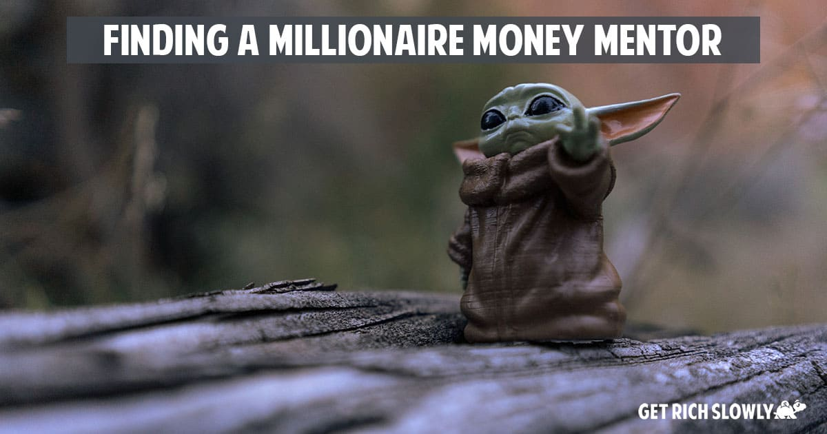 Finding a millionaire money mentor