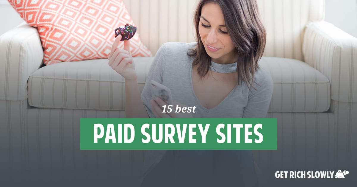 15 best paid survey sites in 2020