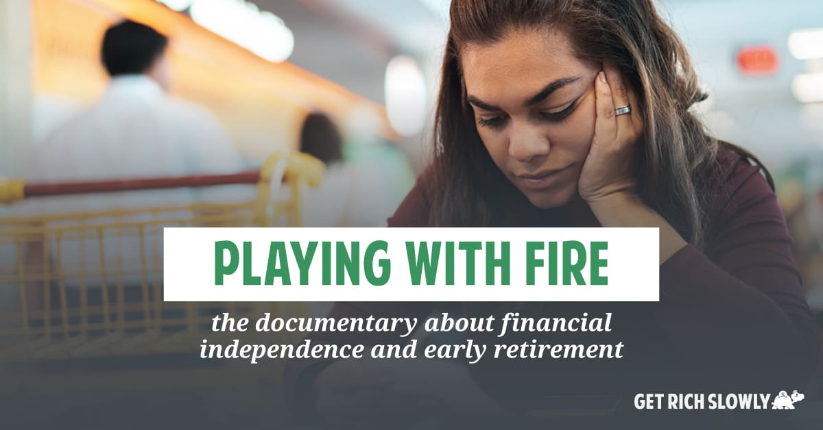 """Playing with FIRE"", the documentary about financial independence and early retirement"