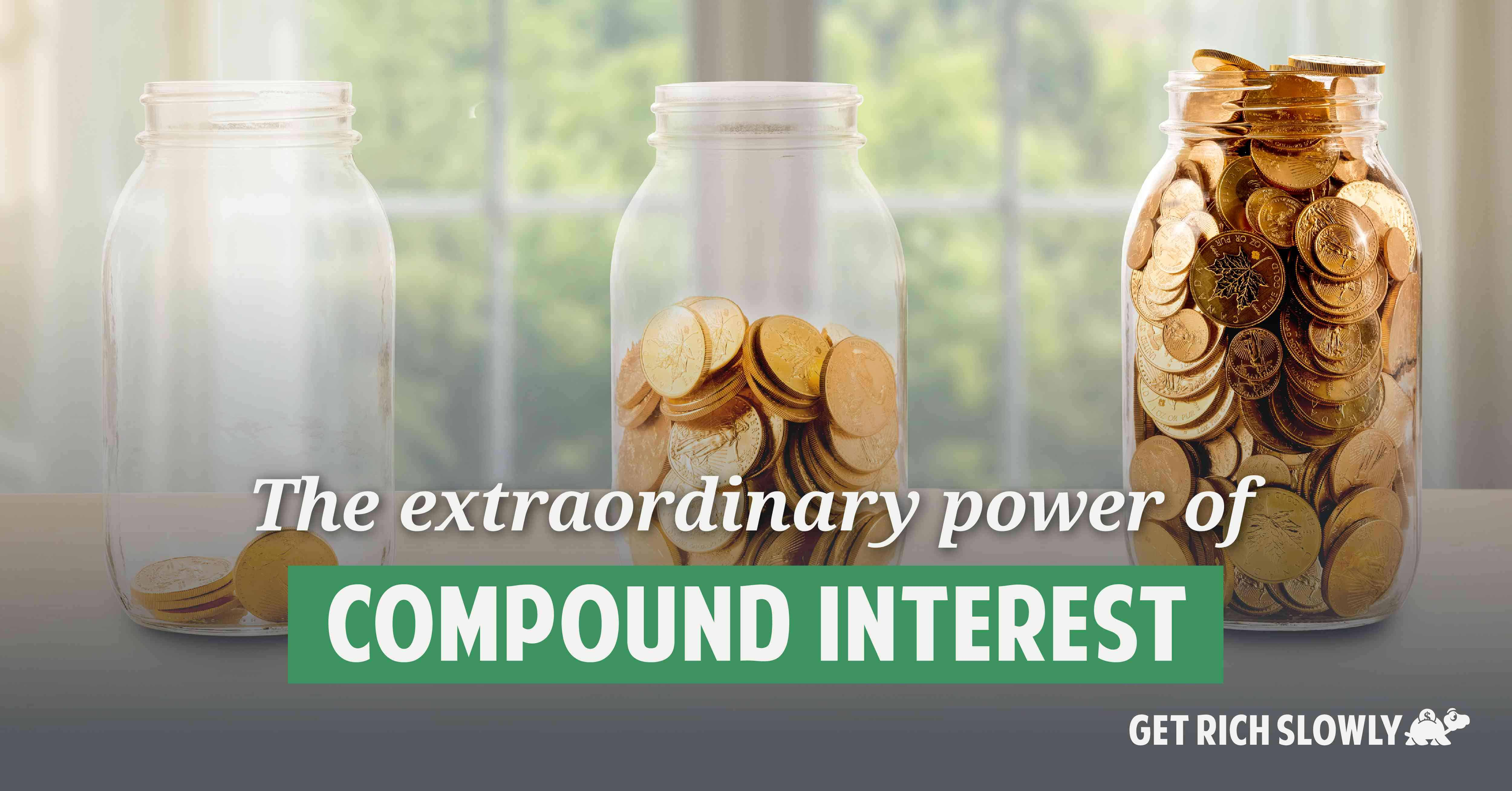 Compound interest vs. increased income — Which matters more?
