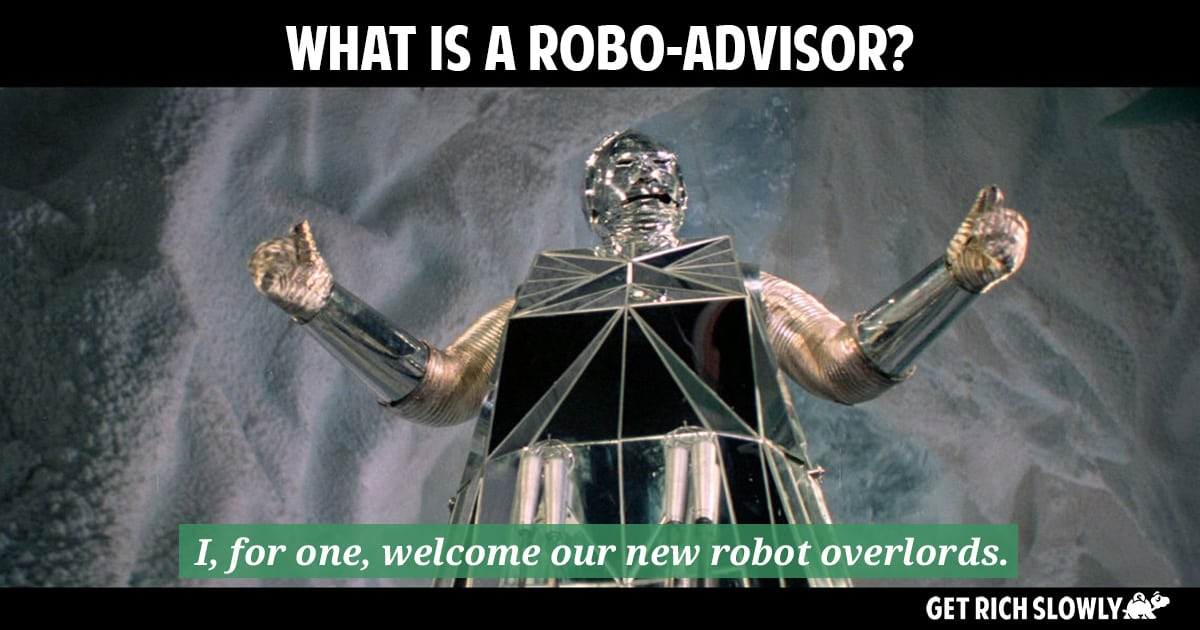 What is a robo-advisor? An introduction to automated investment tools