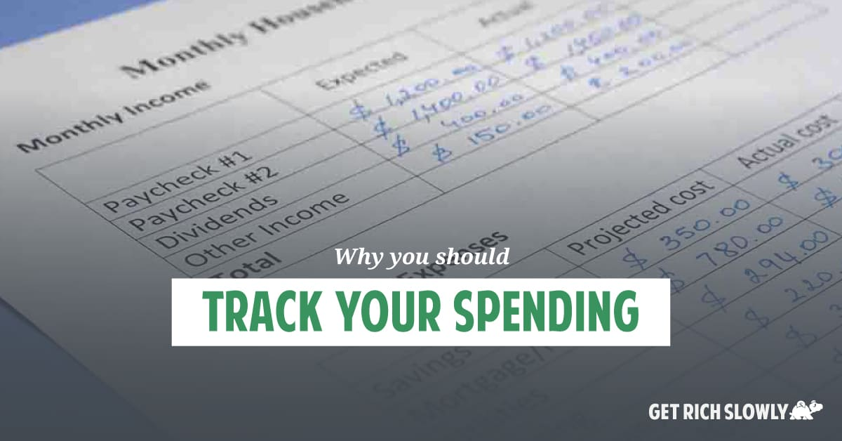 Why you should track your spending (and why Quicken sucks)