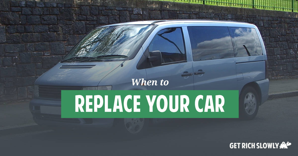 When to replace your car